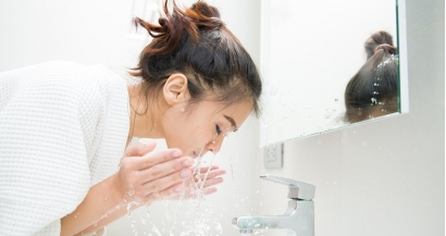 Как правильно мыть лицо