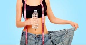 Как вода способствует похудению?