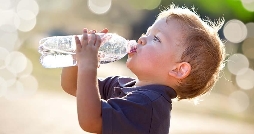Почему ребенок стал пить больше воды?