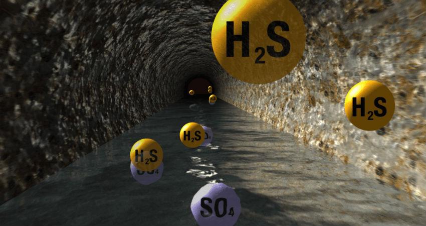 Сероводород в воде и как от него избавиться?
