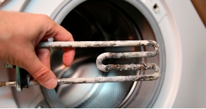 Как защитить сантехнику от известкового налета?