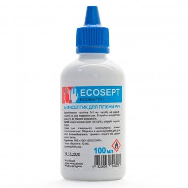 Антисептик Ecosoft ECOSEPT 100 мл