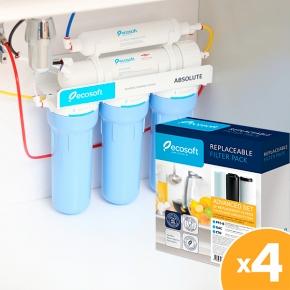 Ecosoft для фильтра обратного осмоса (без минерализатора)