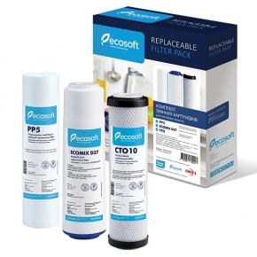 Ecosoft для проточных фильтров