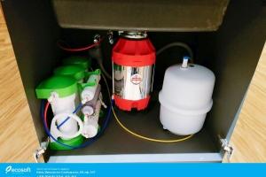 Пример монтажа Ecosoft P`Ure Balance MO675MPUREBAL с магнием и кальцием 4