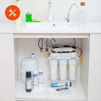 Улучшение фильтра для очиCTки питьевой воды