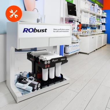 Регулярный сервис фильтра RObust