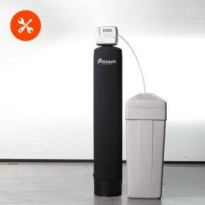 Установка и пробный запуск дополнительного классического фильтра для дома