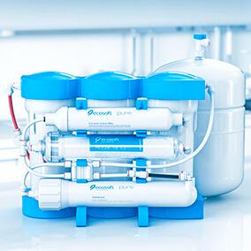 Сервіс систем водоочистки